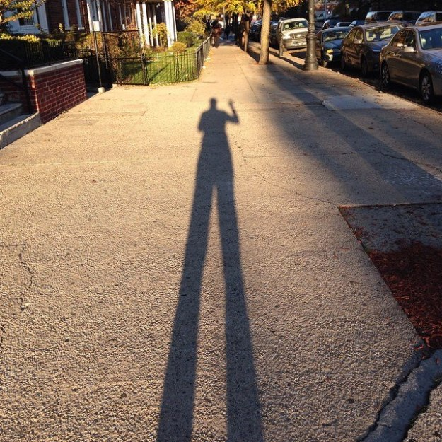 Me, in The Shadow World.